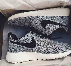 Nike. Reminds me of old tv static.