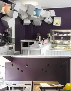 Can you imagine getting your daily caffeine fix at these crazy coffee shops?!