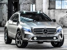 No wonder why I can't choose a car I'd want - something new and different comes out annually. MERCEDES GLA SUV 2014