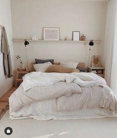 Small Room Bedroom, Room Ideas Bedroom, Home Decor Bedroom, Small Rooms, Diy Bedroom, Bedroom Inspo, Bedroom Wall, Cheap Bedroom Ideas, Bedroom Inspiration Cozy