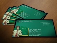 Education services business card pinterest business cards the latest business cards which are available in free photoshop business card templates found throughout 2015 and 2016 will amaze you wajeb Images