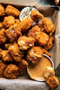 Oven Fried Cajun Popcorn Chicken with Creamy Honey Mustard. Oven Fried Cajun Popcorn Chicken with Cr Think Food, Cooking Recipes, Healthy Recipes, Amish Recipes, Dutch Recipes, Healthy Food, Yummy Recipes, Half Baked Harvest, Fries In The Oven