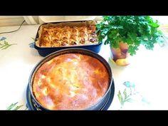 Πρωϊνά - YouTube Russian Recipes, Russian Foods, Cornbread, Deserts, Brunch, Rolls, Cooking Recipes, Sweets, Cheese