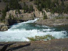 Kootenai Falls, Libby Montana