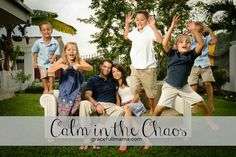5 Tips For Finding Calm in the Chaos | Grace Full Mama