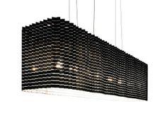 View Luceplan Plisse Suspension Light