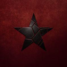 The Winter Soldier Logo - Civil War Book Version