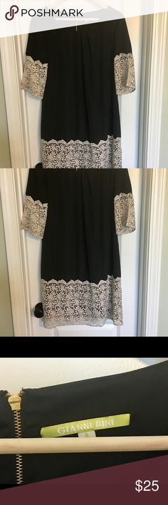 Gianni Bini Dress Size small Gianni Bini Dress! Worn a couple times and is missing the belt, but otherwise in great condition! Gianni Bini Dresses