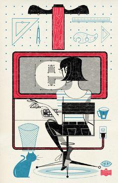 Lost Type Prints » Scotty Reifsnyder