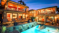 Houzz TV: Beautiful Stories of Amazing Homes, People and Design Beautiful Stories, Beautiful Homes, Prince Edward Island, Tropical Houses, Balinese, Land For Sale, Laguna Beach, Inspired Homes, Houzz
