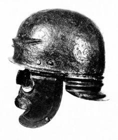 Le casque gaulois du type « Port » | Armae