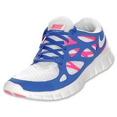 Nike Free Run+ 2 Womens Running Shoe.  Mine :) It's like wearing a sock..love it