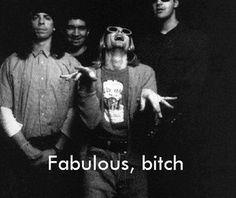 Nirvana Band, Nirvana Kurt Cobain, Kurt Cobain Photos, Music Collage, Smells Like Teen Spirit, Music Memes, Foo Fighters, Aesthetic Grunge, Mood Pics