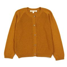 Alice Organic Cotton Cardigan-product