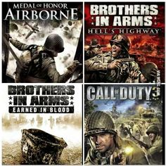 Anybody else prefer WWII games over futuristic and advanced?