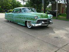 '55 Caddy
