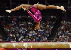 Gaby Douglas, la gimnasta nº1