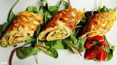Cukkinis tojáslepény-tekercsek | Nosalty Gnocchi, Cauliflower, Zucchini, Meat, Chicken, Dinner, Vegetables, Breakfast, Food
