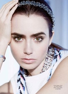 Lily Collins – Harper's Bazaar Australia (March 2016)