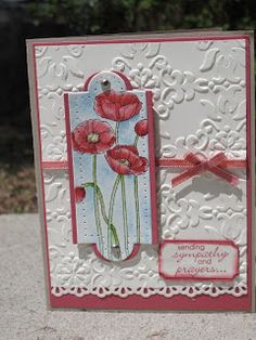 Stampin' with Steph: Pleasant Poppies