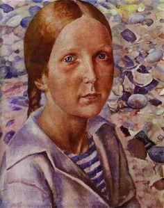 Kuz'ma Petrov-Vodkin(Russian, 1878 - 1939