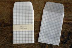 Self promotion idea.  Tuck you biz card into a cute little envelope - more memorable than just a plain card.