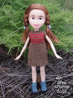 Tree Change Doll 85 OOAK repainted restyled by TreeChangeDolls