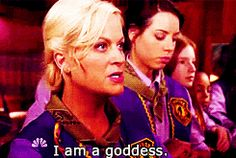Leslie Knope, Parks and Recreation   The 43 Most Badass TV Heroines