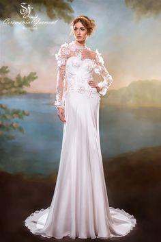 Wedding dress Odelis from Svetlana Lyalina