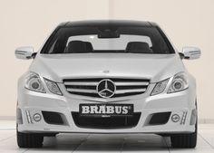 2010 Brabus Mercedes Benz E Class Coupe