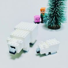 "11 mentions J'aime, 1 commentaires - JOY_PLANET (@joy__planet) sur Instagram: ""#minecraft #legominecraft #legofigure #nanoblock #マインクラフト #レゴ #ナノブロック #100均ブロック"""