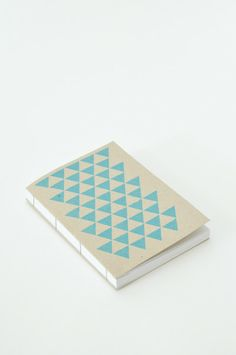 Blue Triangles Journal