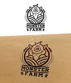 Monster Farm logo by pho001boss on deviantART