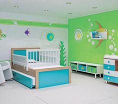 very nice trash plant Bedroom Furniture Design, Kids Furniture, Gender Party, Baby Decor, Boy Room, My Dream Home, Kids Bedroom, New Baby Products, Baby Kids