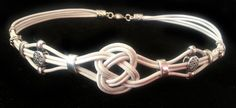 Large Knot White Leather Public / Day slave/submissive Collar - BDSM        Item (58). $23.00, via Etsy.