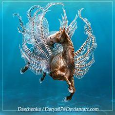Lion Fish Coat by Darya87