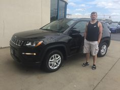 Thank you, ETHAN for the opportunity to help you with your new 2018 JEEP COMPASS!  All the best, Landmark Chrysler Jeep Fiat and Clarence Craig Jr.