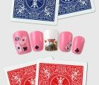 Joby Nail Art's Lucky 777 nail stickers include dice, cards,hearts diamonds and more. Nail Art Stickers, Nail Decals, Diamond Heart, How Are You Feeling, Nails, Finger Nails, Ongles, Nail, Nail Stickers