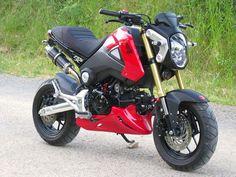 Honda Grom/MSX125 Under cowl Honda Grom Forum motorcycle