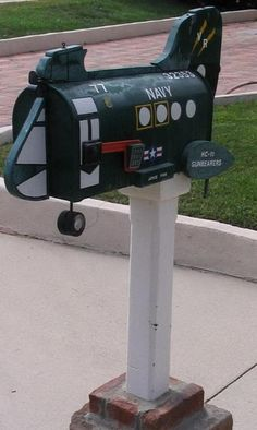 Weird, Cool and Unusual Mailboxes