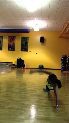 Planks, Supermans, Push Ups, Mountain Climbers, Push Up Extentions! One of Kait's favorites!!!  Dance Fitness with Jessica- Heard Me