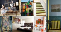 17 Amazingly Colorful Ideas For Your Home Liked everything except the exterior painting of the house
