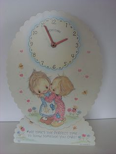 Vintage Clock of Betsey Clark