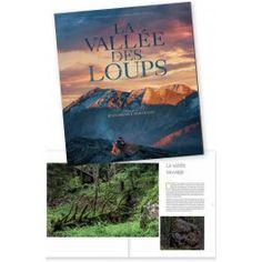 La Vallée des Loups- Bertrand Bodin- LIVRE - FIFO-DISTRIBUTION