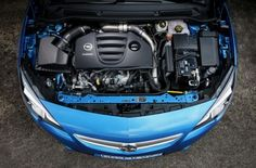 Opel Astra Opc Motore