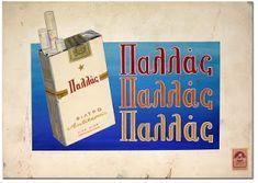 7 εικόνες από παλιές μάρκες τσιγάρων - Ο ΠΑΠΑΓΑΛΟΣ ΤΟΥ ΔΙΑΔΙΚΤΥΟΥ Retro Ads, Old Ads, Old Photos, Greek, Memories, Blog, Smoking, Posters, Products
