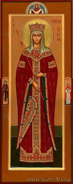 Святая Елена Сербская, королева, прп. — фотография