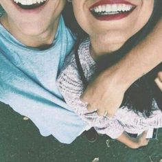 sonreir amor