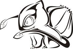 Pokemon Bulbasaur Tattoo Idea