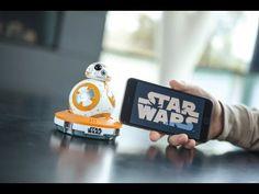 Must Have: App-gesteuerter BB8 Star Wars-Droid für Zuhause! - https://apfeleimer.de/2015/09/must-have-app-gesteuerter-bb8-star-wars-droid-fuer-zuhause - Star Wars-Fans aufgepasst. Ich habe hier das absolute Must-Have für alle eingefleischten Fans. Niemand geringeres als Sphero, die bei der neuen Star Wars-Produktion eng mit Disney zusammenarbeiteten, präsentieren nun eine voll-funktionstüchtige Kopie ihres im neuen Movie auftauchenden BB8 Dr...